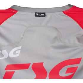 TSG TP2 LS Jersey Men red-grey